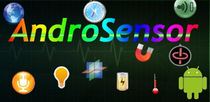 AndroSensor for Android