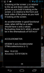 androsensor screenshot 5
